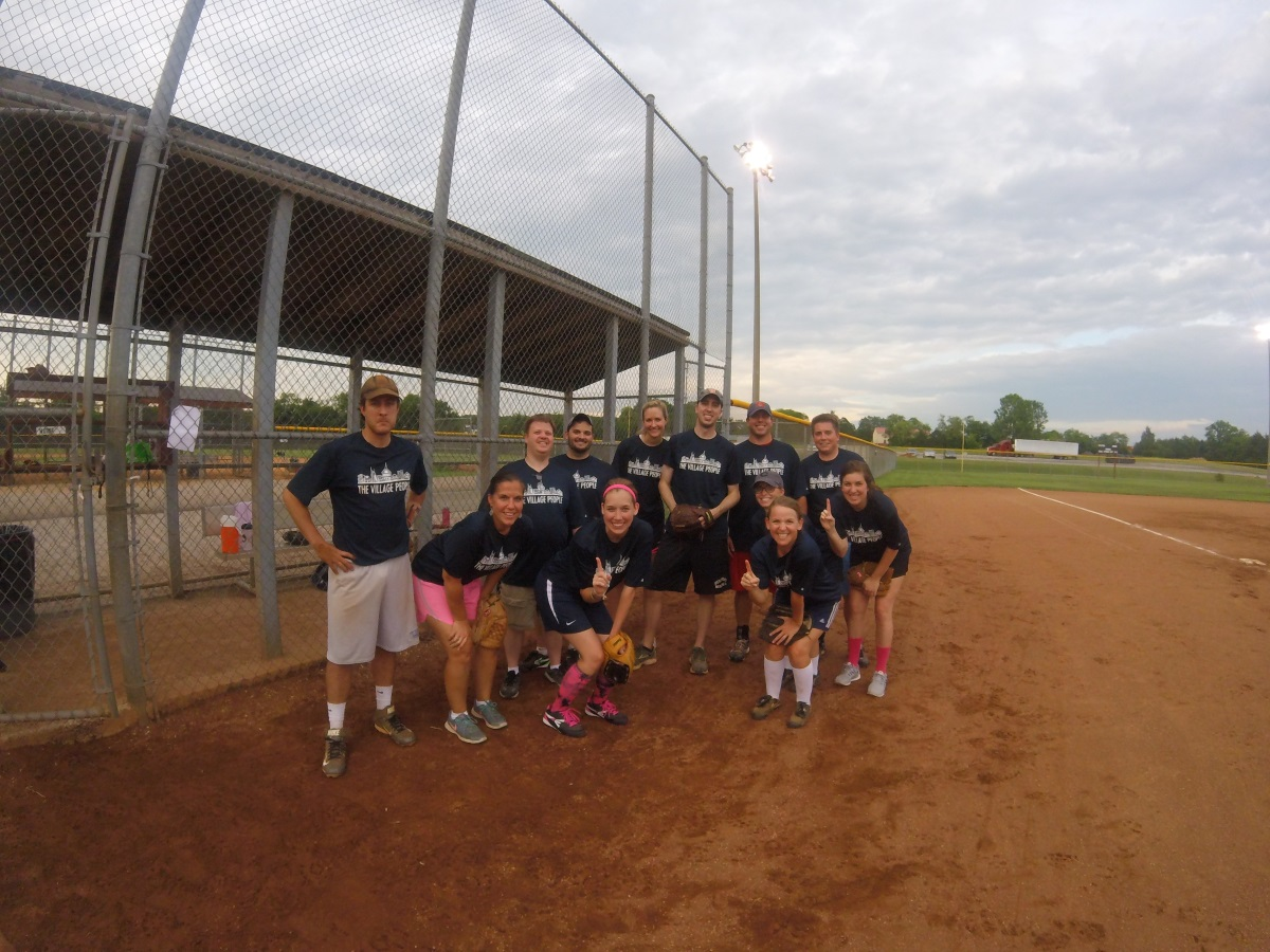 Softball Adult