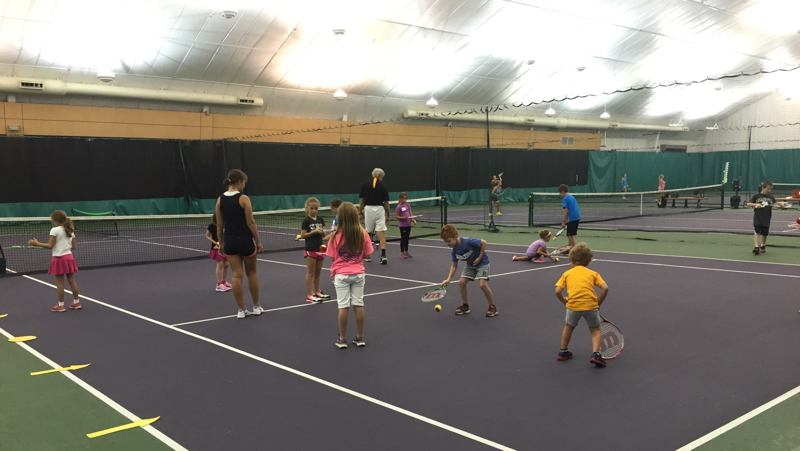 Tennis QS Camp
