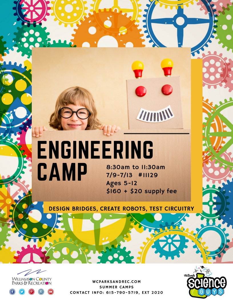 summer engineering camp