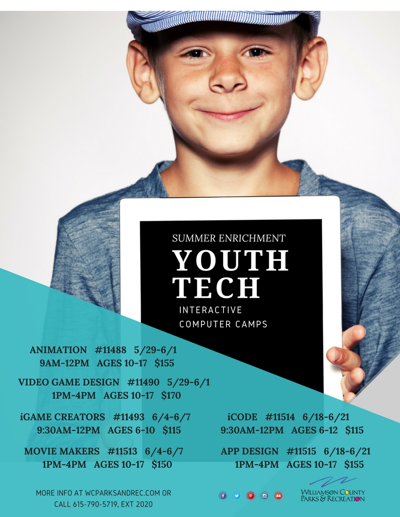 summer youth tech